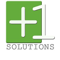 Plus One Solutions Logo